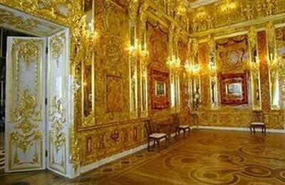 اتاق کهربا در روسیه