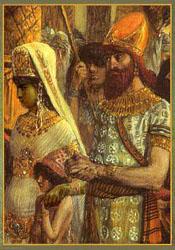 ملکه سبا در امارت سلیمان